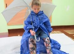 Zła pogoda - wesołe zajęcia